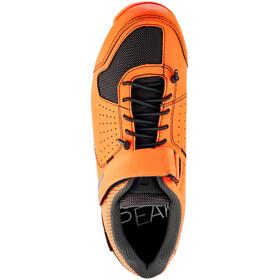 Cube MTB Peak Schuhe orange